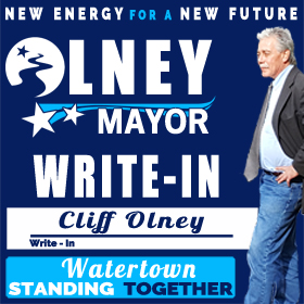 Cliff Olney for Mayor