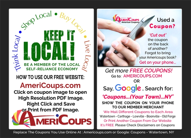 Americoups Online Coupons image