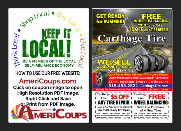 Carthage Tire image