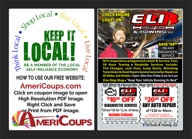 Eli Auto & Towing image