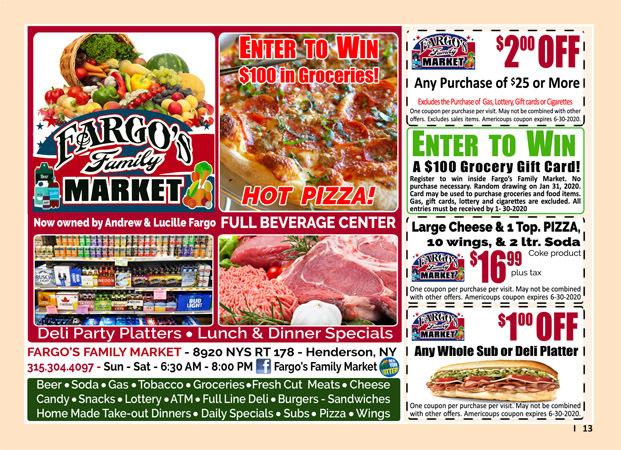 Fargo Family Market image