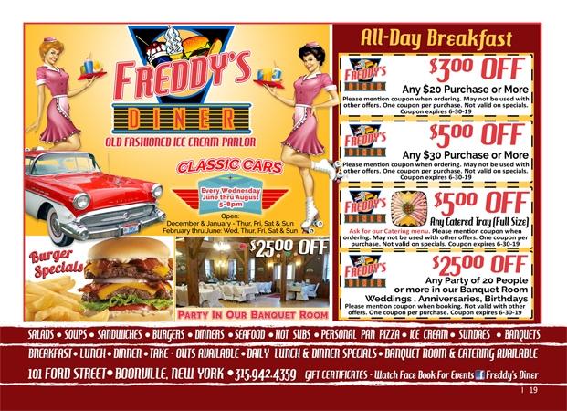 Freddy's Diner image