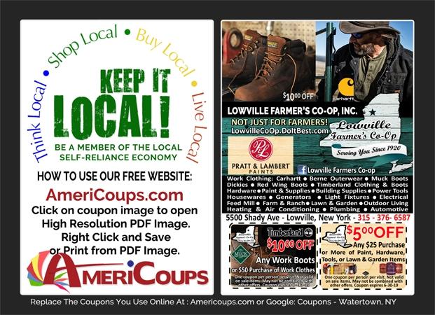 Lowville Farmer's Co-Op image