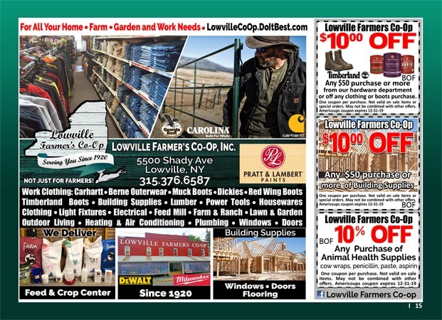 Lowville Farmer's Co-Op image