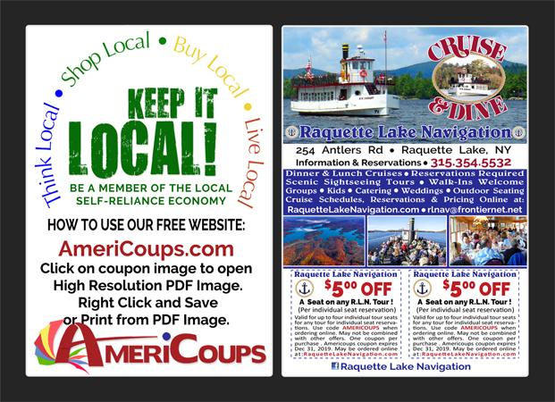Raquette Lake Navigation Company image