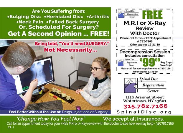 Spinal Disc Regeneration Center image