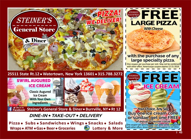 Steiner's General Store & Diner image