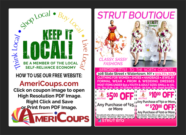 Strut Boutique image