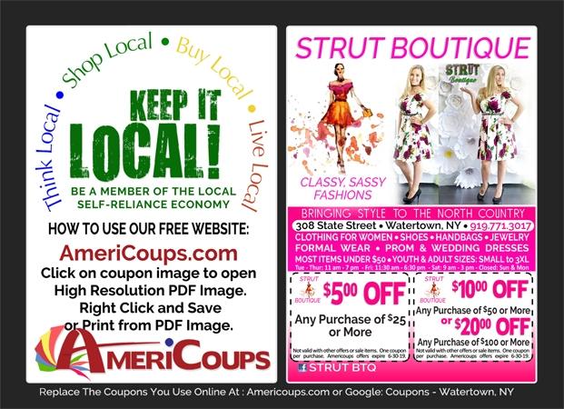 Strut Boutique image