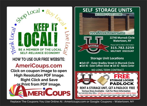 U-Store of Watertown image