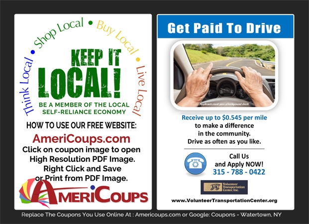 Americoups coupon image
