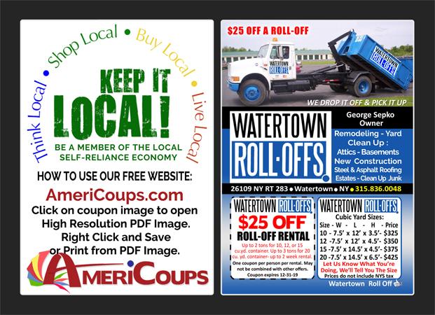 Watertown Roll-Offs image